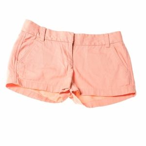 J.Crew Women's Shorts 00 Peach